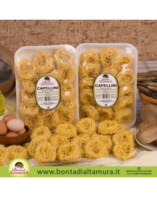 CAPELLINI ALL'UOVO 500g