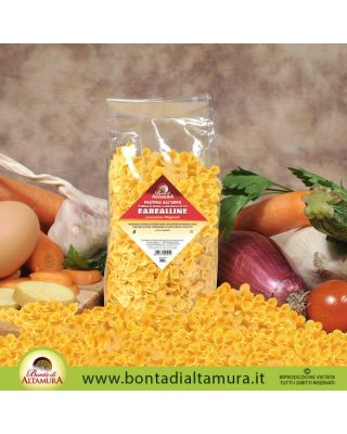 FARFALLINE ALL'UOVO 250g