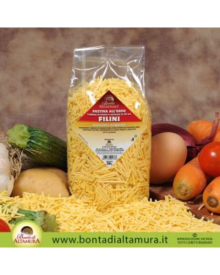 FILINI ALL'UOVO 250g