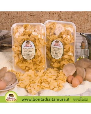 PAPPARDELLE ALL'UOVO 500g