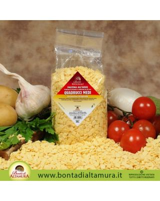 QUADRUCCI MEDI ALL'UOVO 250g