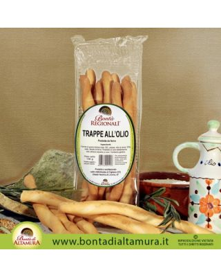 TRAPPE ALL'OLIO 130g